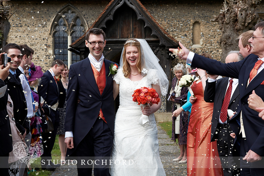 Orsett Church Wedding