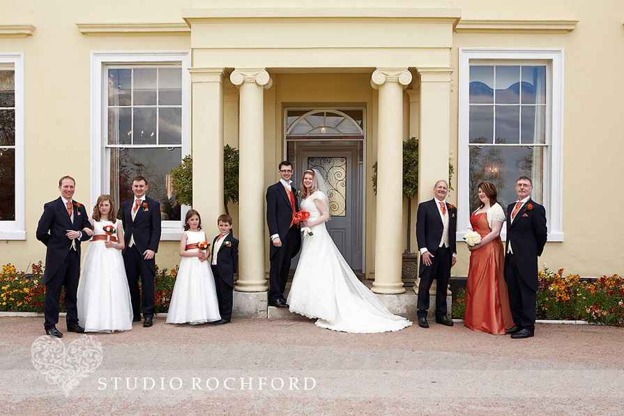 Bridal Party The Lawn Rochford
